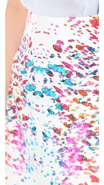 Josh Goot Reef A Line Skirt