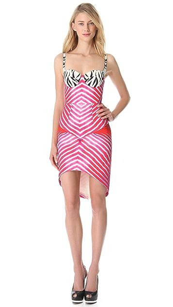 Josh Goot Marine Stripe Dress