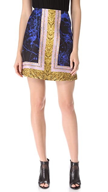 Josh Goot A Line Skirt