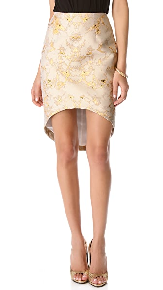 Josh Goot Symmetrical Cut Away Skirt