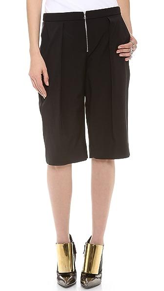 Josh Goot Tuxedo Shorts