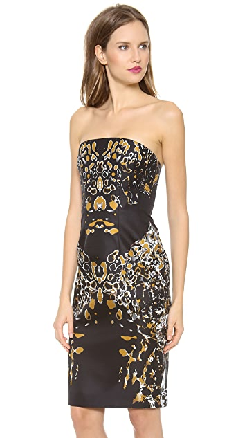 Josh Goot Strapless Dress