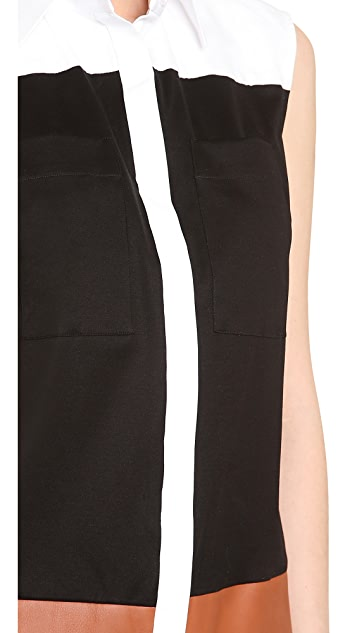 Josh Goot Sleeveless Shirt