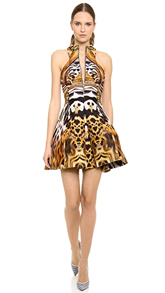 Josh Goot Tiger Dress