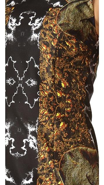 Josh Goot Raglan Cutaway Dress
