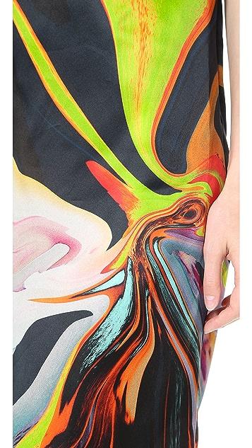 Josh Goot Strapless Dress