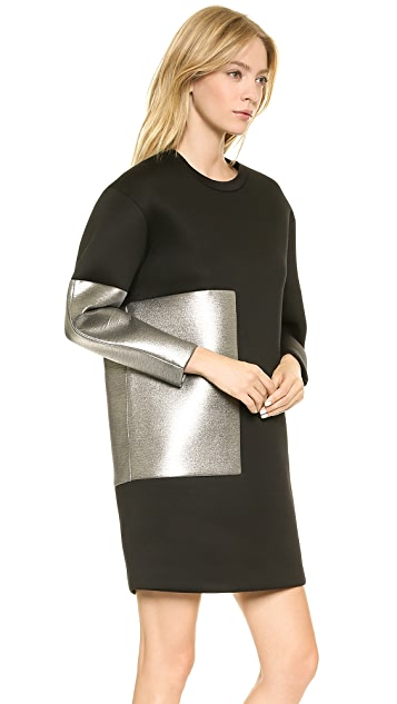 Josh Goot Silver Frame Dress