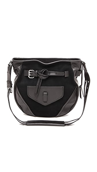 Joy Gryson India Belted Hobo Bag