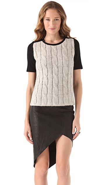 Julie Haus Marcus Blanket Sweater