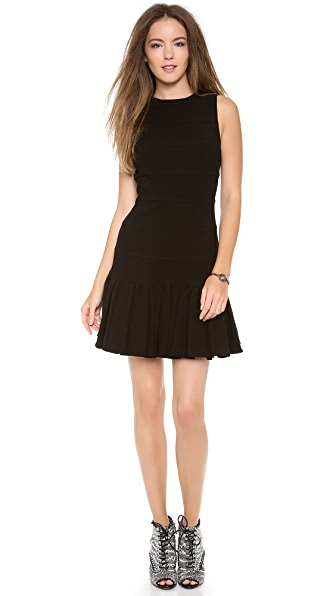 Jill Jill Stuart Drop Waist Flare Dress