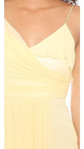 Jill Jill Stuart One Shoulder Dress