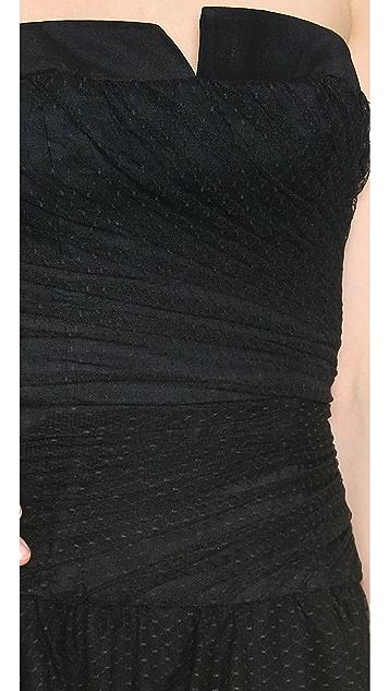 Jill Jill Stuart Tulle Gown