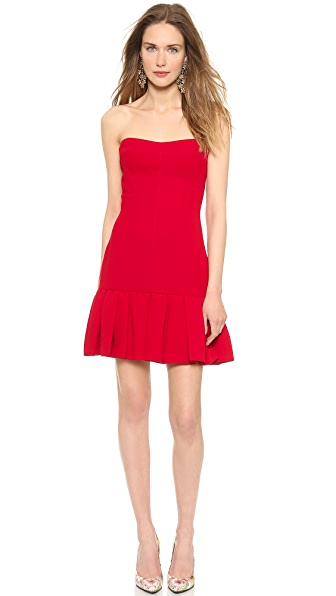 Jill Jill Stuart Strapless Dress