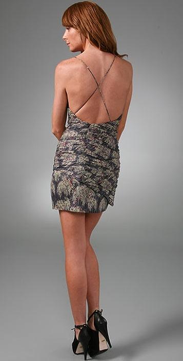 Jill Stuart Carlene Asymmetrical Dress