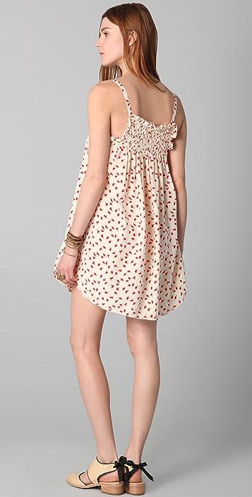 Jill Stuart Lynette Chickie Print Dress