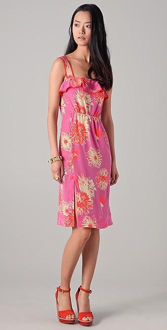 Jill Stuart Caressa Floral Dress