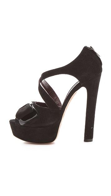 Jill Stuart Mena Strappy Sandals