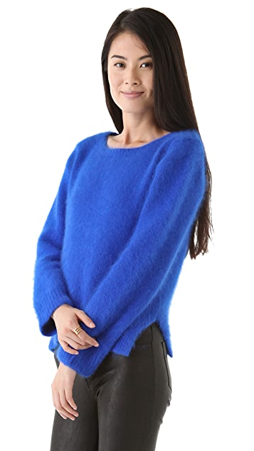 Jill Stuart Arlene Angora Sweater
