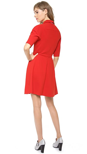 Jill Stuart Petra Collar Dress