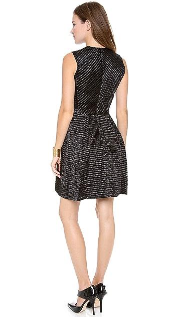 Jill Stuart Linda Raffia Dress