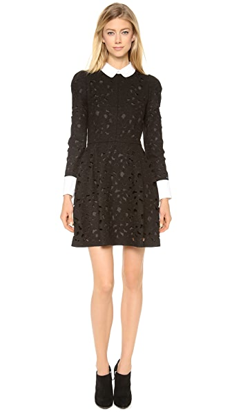 Jill Stuart Malene Collared Dress