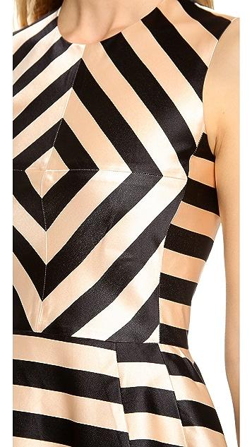 Jill Stuart Linda Striped Dress