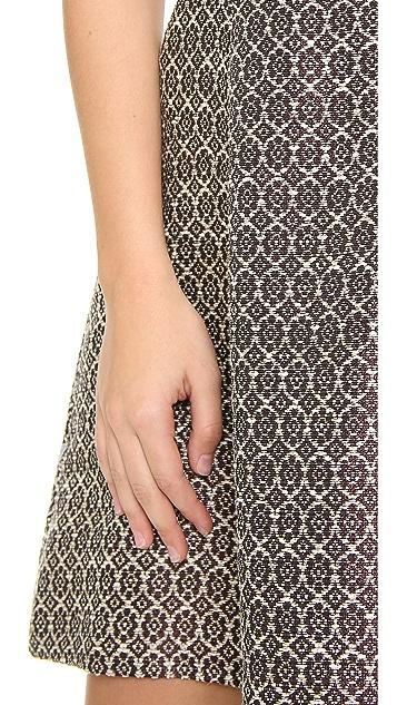 Jill Stuart Estela Strapless Dress