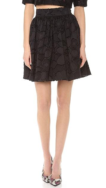 Jill Stuart Saray Pouf Skirt