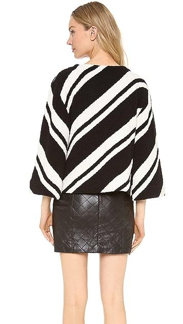 Jill Stuart Sanna Stripe Sweater