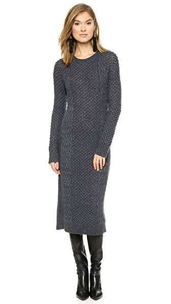 Jill Stuart Morgan Sweater Dress
