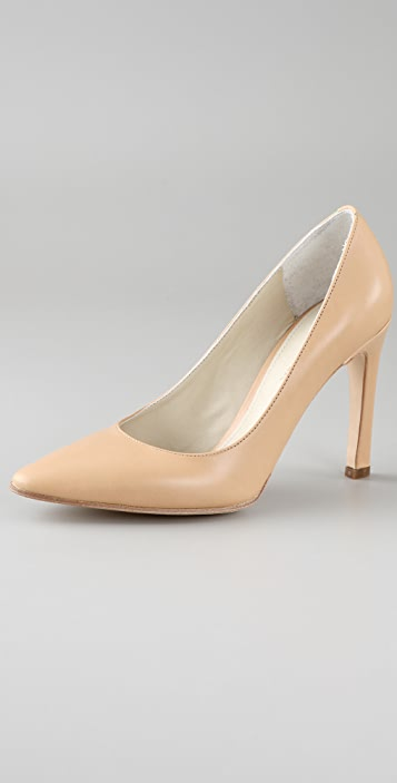Jil Sander Tapered Toe Pumps