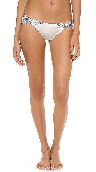 Jenna Leigh Amazon Lace Back Tanga Panties