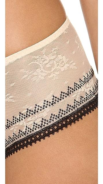 Jenna Leigh Machu Cheeky Boy Shorts