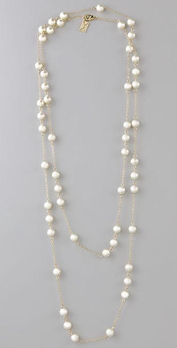 Juliet & Company Long Wrap Necklace