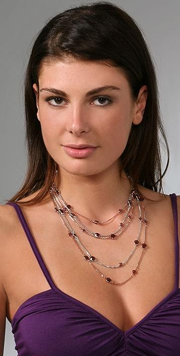 Juliet & Company Amethyst Necklace