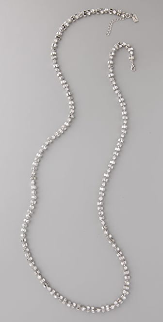 Juliet & Company Antique Crystal Necklace