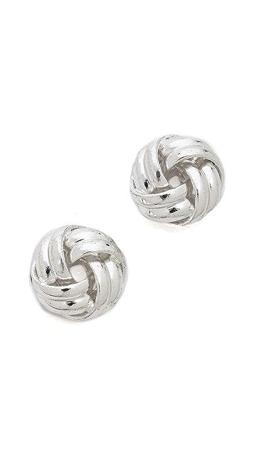 Juliet & Company Forget Me Knot Earrings