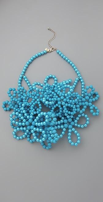Juliet & Company Grand Fleur Necklace
