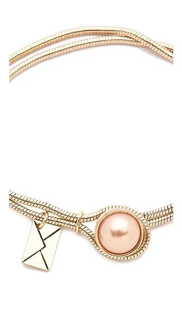 Juliet & Company Bouton Classique Bracelet