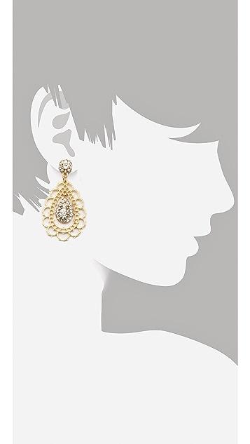 Juliet & Company Celebration de Plage Earrings