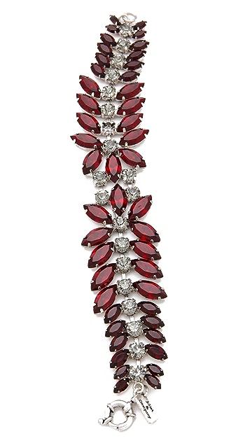 Juliet & Company Bourgogne Bracelet