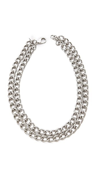 Juliet & Company Classique Round Curb Necklace