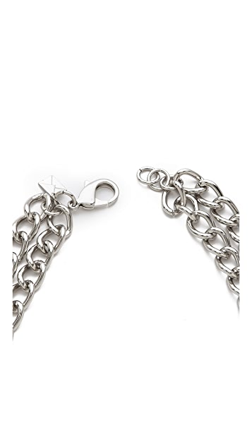 Juliet & Company Classique Round Curb Necklace