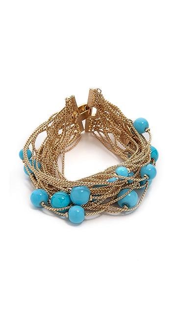 Juliet & Company Runway Multi Strand Bracelet