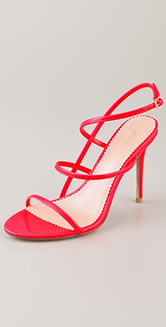 Jean-Michel Cazabat Omayra Strappy Sandals