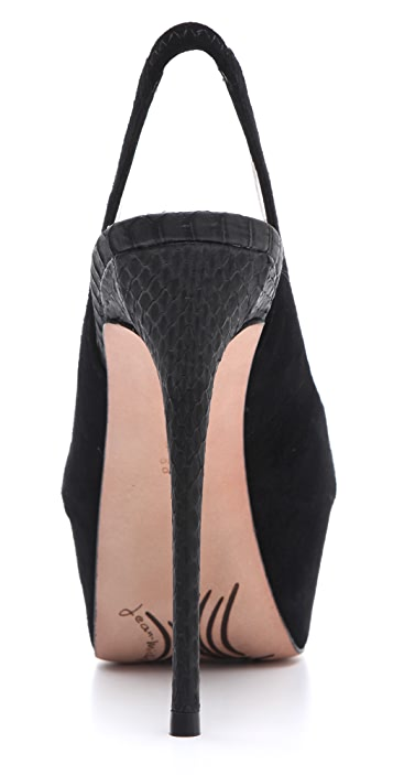 Jean-Michel Cazabat Zelta Sling Back Sandals