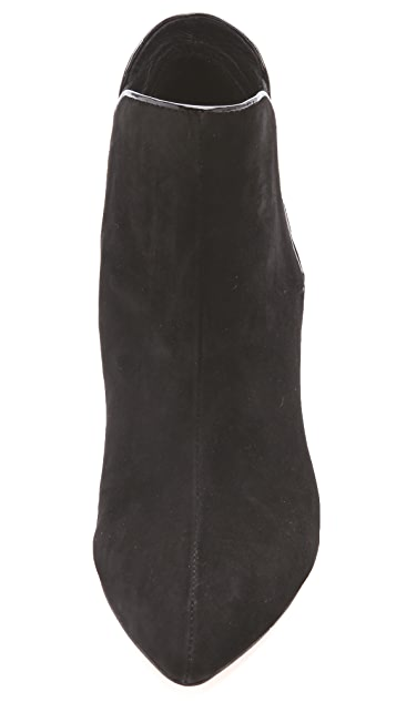 Jean-Michel Cazabat Viena Wedge Booties