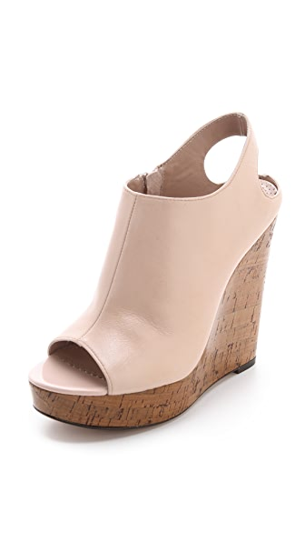 Jean-Michel Cazabat Waverly Peep Toe Sandals