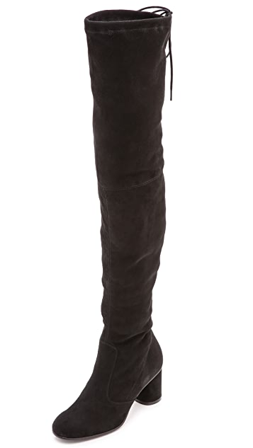Jean-Michel Cazabat Manola Stretch Over the Knee Boots