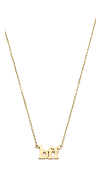 Jennifer Meyer Jewelry BFF Necklace